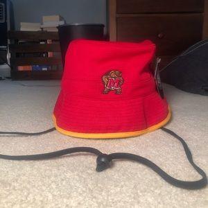 Maryland Terrapins Bucket Hat